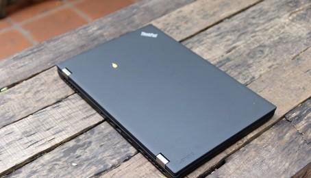 Đánh giá Mobile Workstation ThinkPad P50, chất lượng hoàn hảo