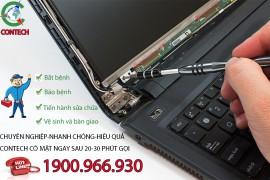 Dịch Vụ Sửa Chữa Máy Tính Tại Nhà Của Contech tại Hà Nội