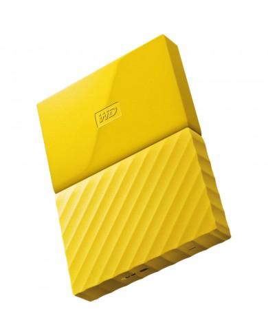 Ổ cứng di động Western Digital My Passport 1Tb USB3.0 New - Đen Chính hãng