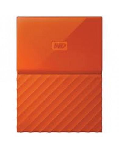 Ổ cứng di động HDD Western Digital My Passport Ultra 3Tb USB3.0 Chính hãng