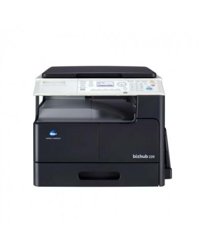 Máy photocopy Konica Minolta Bizhub 226 (A3) (Copy - In mạng - Quét màu, DADF, Duplex)
