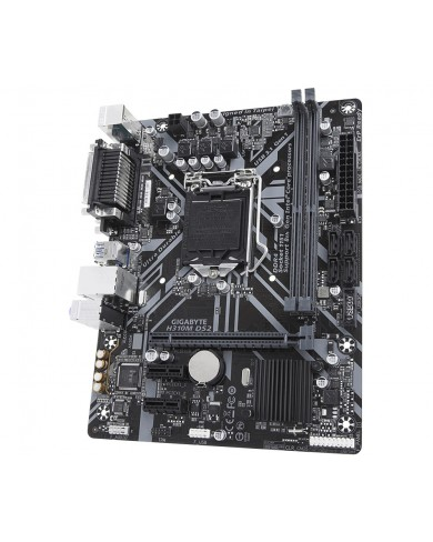 Main Gigabyte H310M-DS2 (Chipset Intel H310/ Socket LGA1151/ VGA onboard)