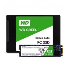 Ổ SSD Western Green 240Gb M2.2280 (đọc: 540MB/s /ghi: 465MB/s)