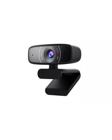 Webcam 1080p Asus C3 (Black)