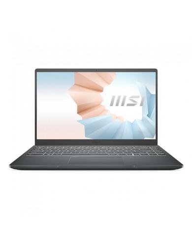 Laptop MSI Modern 14 B5M (R5-5500U/ RAM 8GB/ SSD 512GB PCIE/ 14.0 FHD/ WIN10/ XÁM)