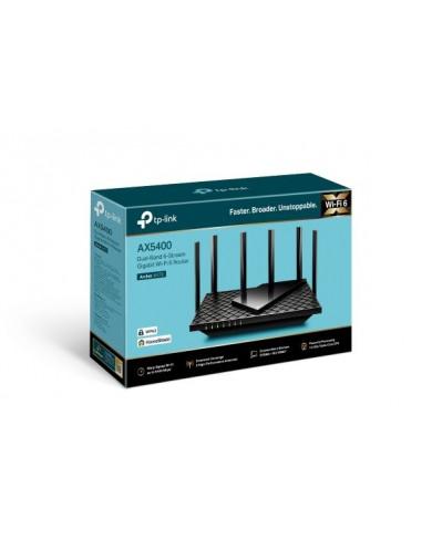 Bộ phát wifi TP-Link Archer AX73 (Wi-Fi 6 Gigabit Băng Tần Kép AX5400)