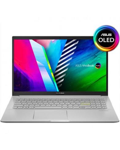 """Laptop Asus Vivobook M513UA-L1230T (R5 5500U/ RAM 8GB/ SSD 512GB/ 15.6"""" OLED FHD/ Win 10/ 15.6"""" OLED FHD/ Win 10)"""