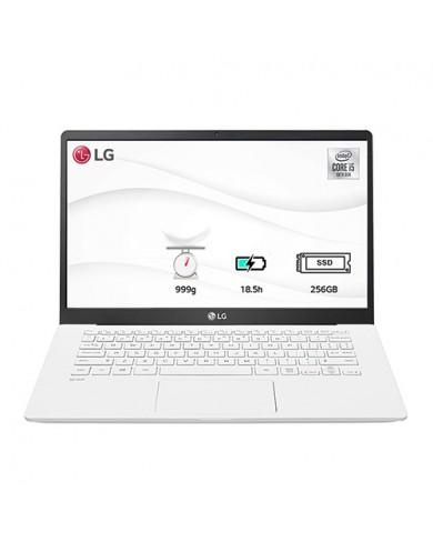 Laptop LG Gram 14 14Z90N-V.AR52A5 (i5 1035G7/ RAM 8GB/ SSD 256GB/ Win10/ White) 14Z90N-V.AR52A5