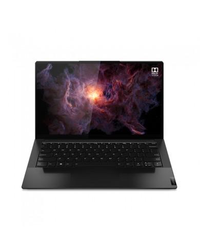 "Laptop Lenovo Yoga Slim 9 14ITL5 82D1004JVN ( i7 1165G7/ RAM 16GB/ SSD 1Tb/ 14"" 4K IPS 500nits/ Touch/ VGA ON/ Win10/ Shadow Black)"